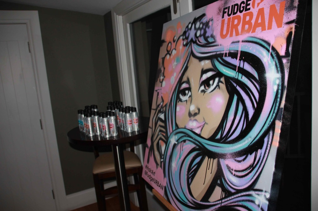 Fudge Urban Graffiti Artwork